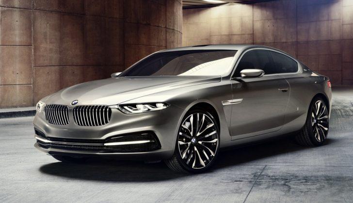 BMW9シリーズとの噂のグランルッソクーペ