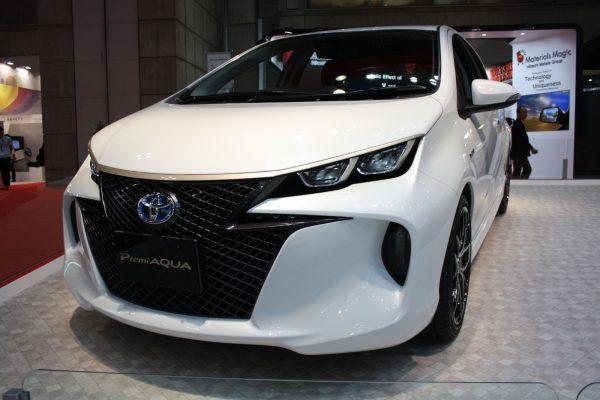 トヨタ新型アクアがフルモデルチェンジ!内外装、発売日、燃費、価格の最新情報! 最新車情報インデックス