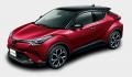 CHRのLEDエディション!特別仕様車の内容、変更点、値段まとめ。